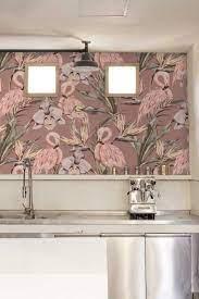 Kitchen wallpaper ideas for modern ...