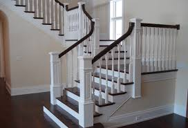 Traditional Stairways