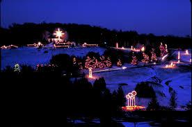 Ogilby Park Christmas Lights Oglebay Resort Has The Largest Drive Thru Light Show In West