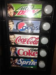 Vending Machine Buttons Stunning The TARDIS Lands In Florida Full Of Soda Anglophenia BBC America