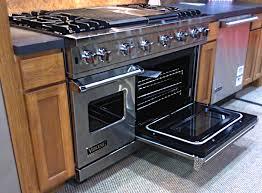 viking stove blue. viking upgraded professional custom series black porcelain oven interior stove blue