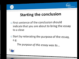tutorial essay writing writing the conclusion and  tutorial 15 essay writing 5 writing the conclusion and finishing the essay