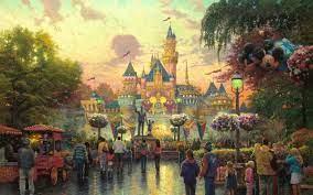 1680x1050 Walt Disney Castle ...