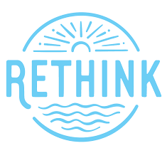 RETHINK Water – Premium certified-organic flavored water with ZERO SUGAR