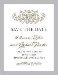 Save The Date Postcards Templates Save The Date Postcards Match Your Colors Style Free Basic Invite