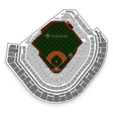 Houston Astros Seating Chart Map Seatgeek