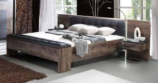 Schlafzimmer Set Mit Bett 180 X 200 Cm Schwarzeiche Forte Möbel