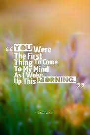 Love Quotes For Gf In Morning Hover Me