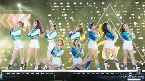 Image result for kpop performing