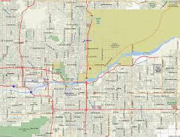 map of scottsdale arizona  travelsmapscom ®