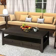 portable rectangular functional wooden