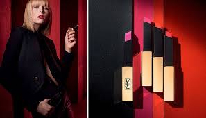 Новая коллекция <b>матовых помад YSL</b> Rouge Pur Couture The ...