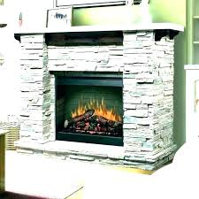 rustic electric fireplace uk insert heater