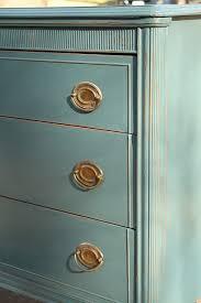 benjamin moore furniture paintPainted Furniture Louis XVI Benjamin Moore color called Aura