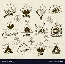 Vintage Design Vintage Design Elements And Emblems