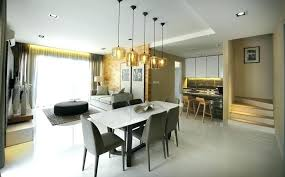 hanging a chandelier over a dining table height of chandelier over dining table pendant lights terrific