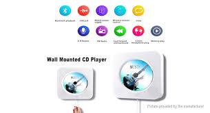 kc 808 wall mounted cd player us