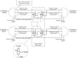 speaker volume control wiring diagram images wiring a balanced stereo passive volume control dact