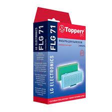 <b>Набор фильтров Topperr</b> FLG 71 для пылесосов LG Electronics в ...
