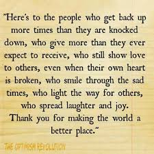 Our Unsung Heroes Pray For Better World Positive Quotes Wisdom