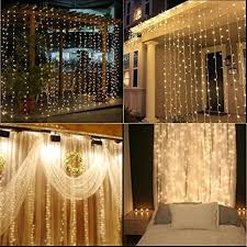 lighting curtains. Safe Curtain Lights 9.8ft 300led Window Icicle Lights, Waterproof Christmas String Fairy Lighting Curtains R