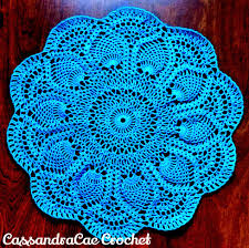 Crochet Doily Patterns Magnificent 48 Free Crochet Doily Patterns Page 48 Of 48 Knit And Crochet Daily