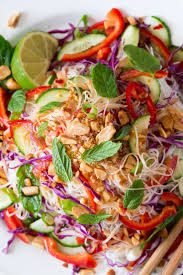 25 best ideas about Vermicelli salad on Pinterest Rice.