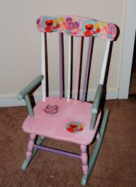 painted kids furniture. unique furniture painted rocking chair for kids furniture
