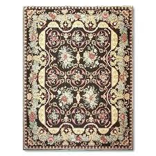 area rugs fine needlepoint flat weave rug wool woven canada