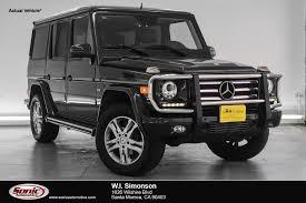 Mercedes-Benz G-Class in Calabasas & Los Angeles County in California