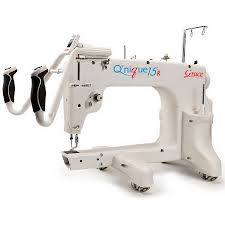 Q'nique Long Arm Quilting Machine & Qnique Long Arm Quilting Machine Adamdwight.com