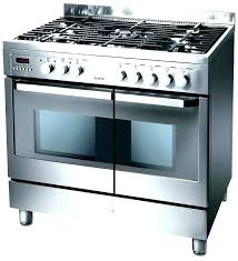 kitchenaid double oven double oven electric range exotic electric range double oven gas stove with double