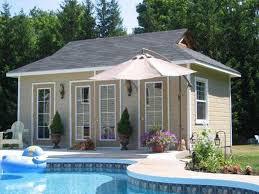 Very Small Pool House Very Small Pool House G Nongzico