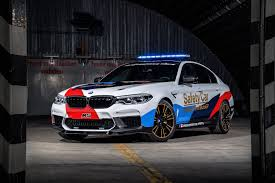 Coupe Series bmw m5 review : 2018 BMW M5 MotoGP Safety Car: Exposed