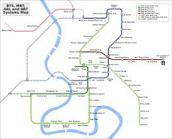 Airport Express Fare Chart Airport Rail Link Bangkok Map Lines Route Hours Tickets