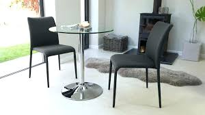 glass dining table for 2 chair kitchen tables