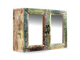 Holz Im Bad Full Size Of Badezimmerschranke Spiegelschrank Blue