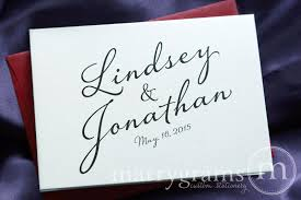 custom wedding stationery name & date thank you card diagonal Custom Photo Thank You Cards Wedding custom wedding thank you cards names & date bridal shower personalized thank you notes Wedding Thank You Card Designs