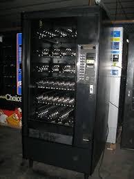 Snack Vending Machine For Sale Impressive GLASS FRONT SNACK Vending Machine Refurb Crane National 48 Accept