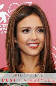 Long Face Hair Style jessica albas hair journey from young starlet to leading lady 8309 by wearticles.com