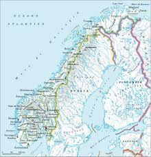 Norvegia nell'Enciclopedia Treccani