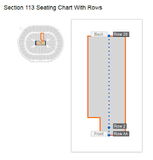 Where Is Section 113 Row Aa Seat 1 At Smoothie King Center