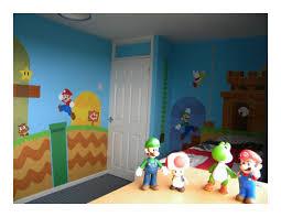 Lego Bedroom Decorations Super Mario Room Mural Youtube For Super Mario Bedroom Super