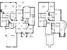 17+ [ 4 Bedroom 3 Bath House Plans ]   Camber Beach House Holidays .