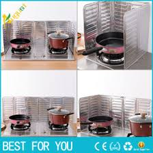 cooking accessories online.  Online Kitchen Accessories Cooking Frying Pan Oil Splash Screen Cover Anti  Splatter Shield Guard Divider Best Price To Online