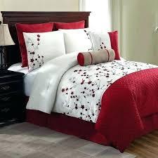 red comforter queen gray and red comforter sets red comforter queen sets king new bed bag
