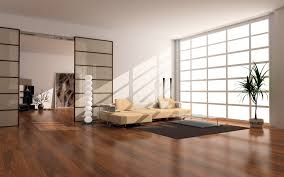 Japanese Style Bedroom Japan Style Apartment Beige Couch Shiny Wood Floors Create Warm