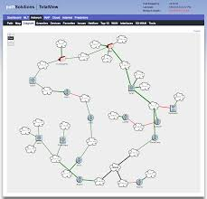 Network Diagram Network Diagram Tools With Totalview