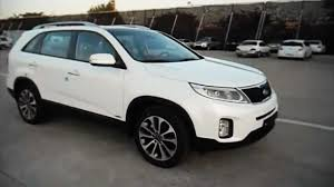 KIA SORENTO R 2013 2л 4WD Interior and exterior - YouTube