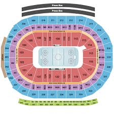 Montreal Canadiens Bell Center Seating Chart Buy Montreal Canadiens Tickets Seating Charts For Events
